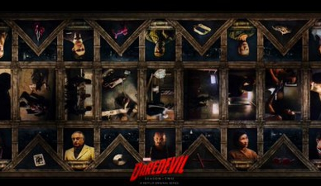 New Poster For Daredevil Season 2 Shows the Path of the Hero!