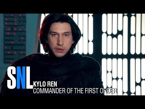 SNL: Undercover Boss With Kylo Ren