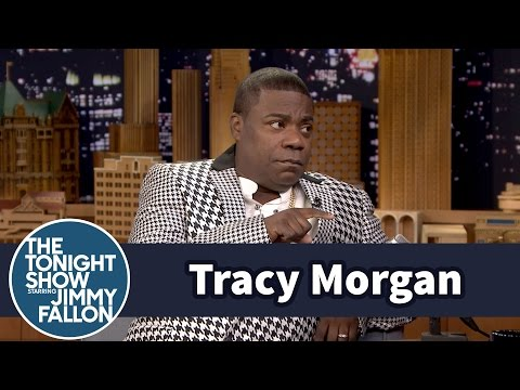 Tracy Morgan Disses Chewbacca On The Tonight Show With Jimmy Fallon!