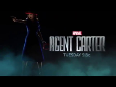 Agent Carter Sneak Peek Sees Her Throwing Punches to Let Off Some Steam