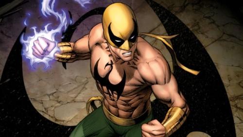 Iron Fist Series Has a New Writer in Scott Reynolds!