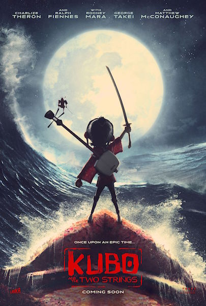 MUST WATCH: Trailer for Kubo and the Two Strings Is Stunning and Heartfelt