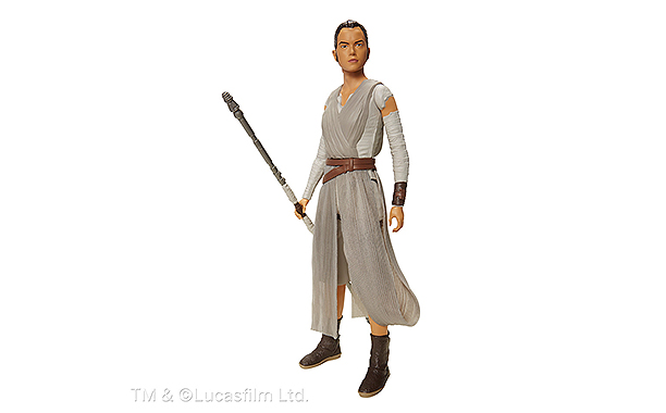 Finally, We Get The Rey Toys We've Been Asking For!