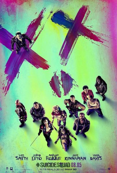 Movie Review – SUICIDE SQUAD