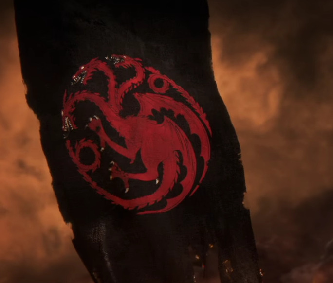 Game of Thrones Teases Season 6 with War Shredded Battle Banners