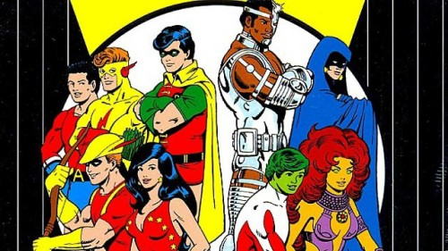 DC's TITANS Coming to Digital Series for Warner Bros.