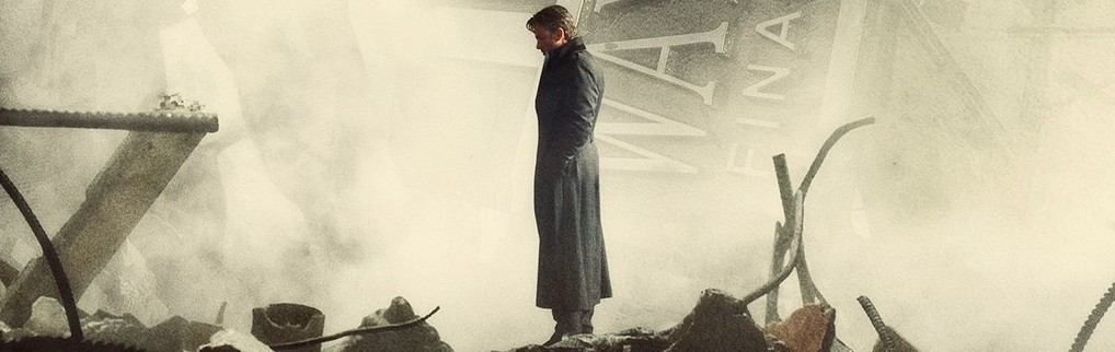 New Pic Sees Bruce Wayne Standing Amidst Rubble for Batman v. Superman: Dawn of Justice