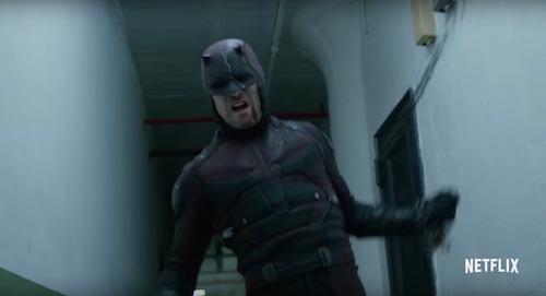 New Daredevil Teaser Sees Matt Murdock Chained Down!