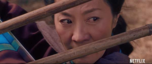 Michelle Yeoh Is Exquisite in New Crouching Tiger, Hidden Dragon: Sword of Destiny Trailer