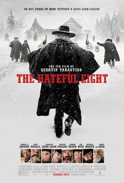 Movie Review – THE HATEFUL EIGHT