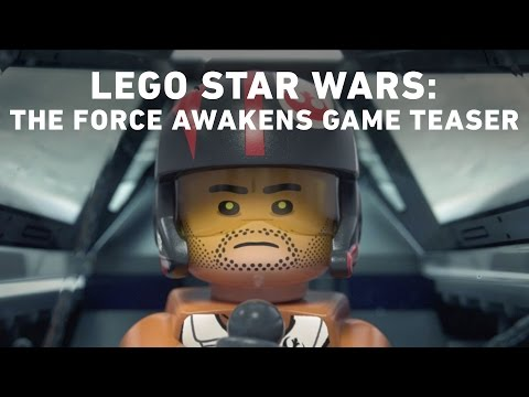 The Teaser For Lego Star Wars: The Force Awakens Video Game Will Make You Very Happy!