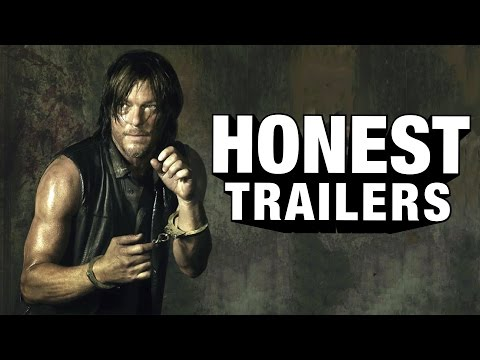 Honest Trailers Brutally and Hilariously Explain The Walking Dead Seasons 4-6