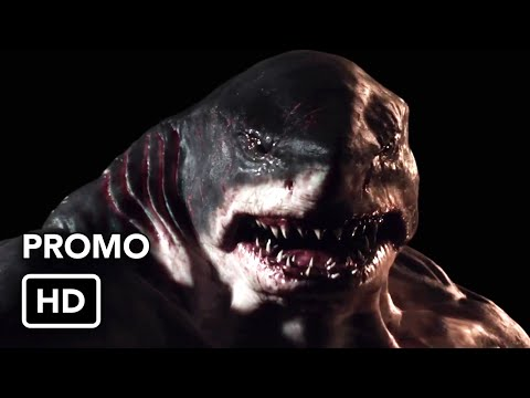 KING SHARK COMING TO THE FLASH!