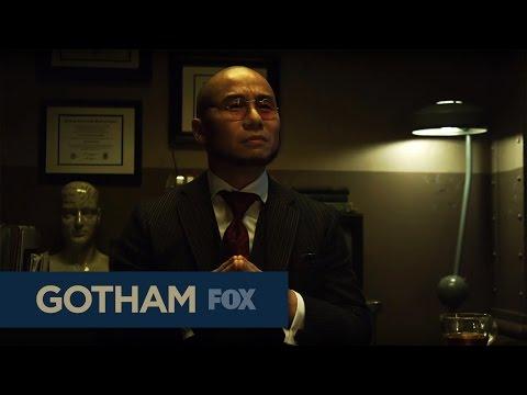 "Gotham ""Tribulations"" Sneak Peek Sees First Appearance of B.D.Wong as Dr. Hugo Strange!"