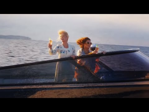 It's An Official Teaser For The Absolutely Fabulous Movie And A U.S. Release Date!