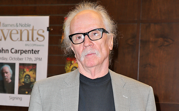 Horror Master John Carpenter Is Going On Tour