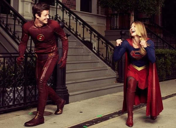 The Supergirl and Flash Crossover Episode Gets It's Title!