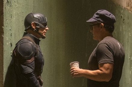 Captain America: Civil War Stills Give Us Behind-the-Scenes Look at the Film!