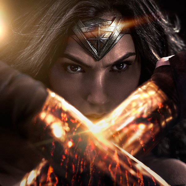 Gal Gadot Shows Off Wonder Woman's Gauntlets in New Photo!