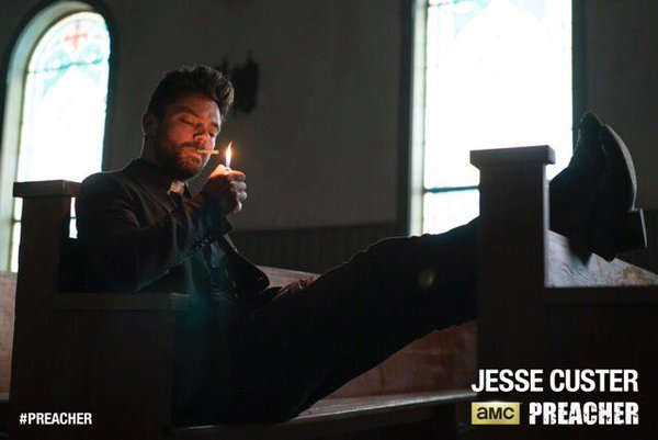 Tulip and Cassidy Featured in New Pictures for Preacher!