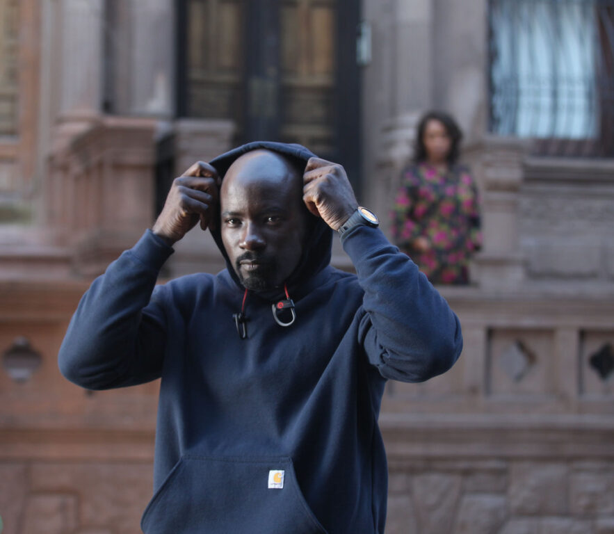 MIKE COLTER REVEALS THAT LUKE CAGE PREMIERES IN SEPTEMBER!
