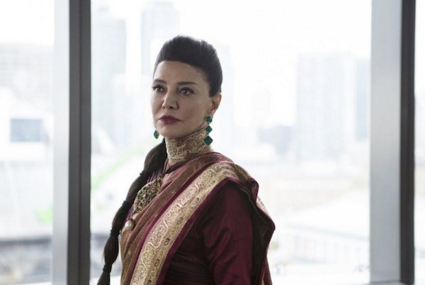 Shohreh Aghdashloo Joins Star Trek Beyond in Time for Reshoots