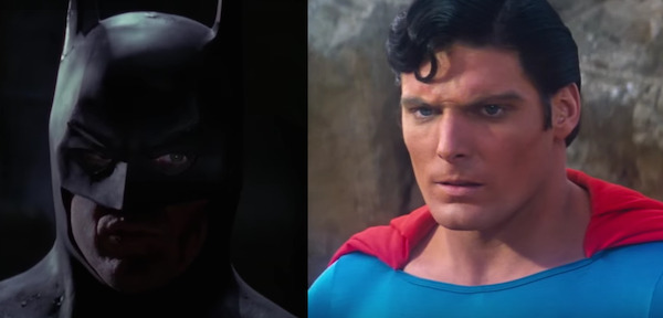 It's Batman (1989) v Superman (1978) in the Latest Offering from Honest Trailers!