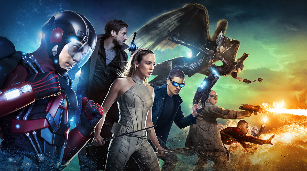 Ray Palmer Grows to a Giant in this Sneak Peek at Legends of Tomorrow!