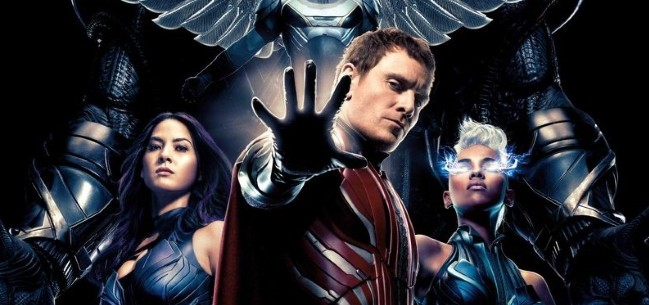 New Poster for X-Men: Apocalypse Shows Off the Four Horsemen!