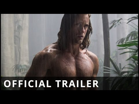 Apes, Abs and Stunning Imagery in New Trailer for The Legend of Tarzan