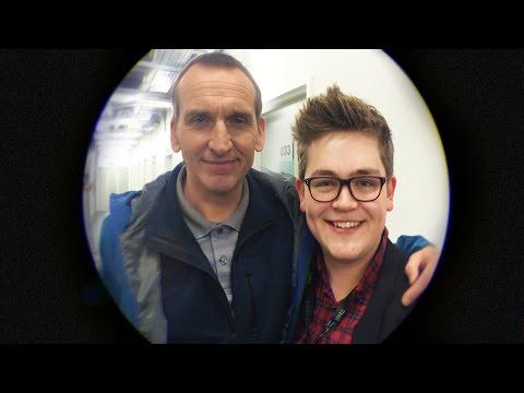 Doctor Who Fan Gerard Groves Interviews Christoper Eccleston