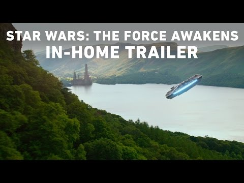Star Wars: The Force Awakens Is Coming Home….Officially!