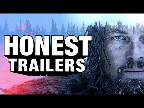 This Week's Honest Trailers Pokes Fun and Brings the Funny to the Seriousness of The Revenant