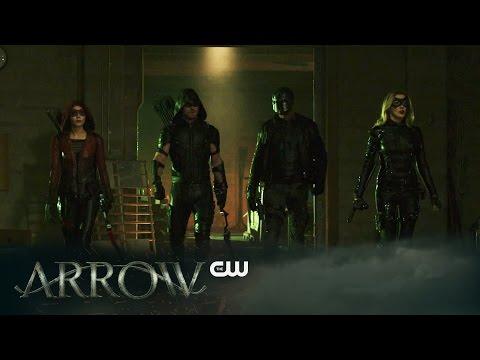"""Arrow """"Eleven-Fifty-Nine"""" Sneak Peek Promises the End of an Era!"""