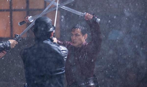 AMC Renews Into the Badlands for Second Season