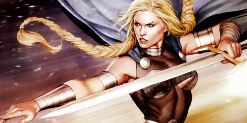 New Details on Skurge and Valkyrie in 'Thor: Ragnarok'