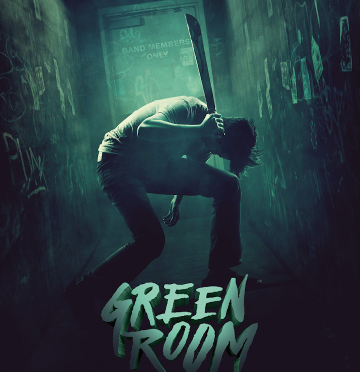 Movie Review – GREEN ROOM