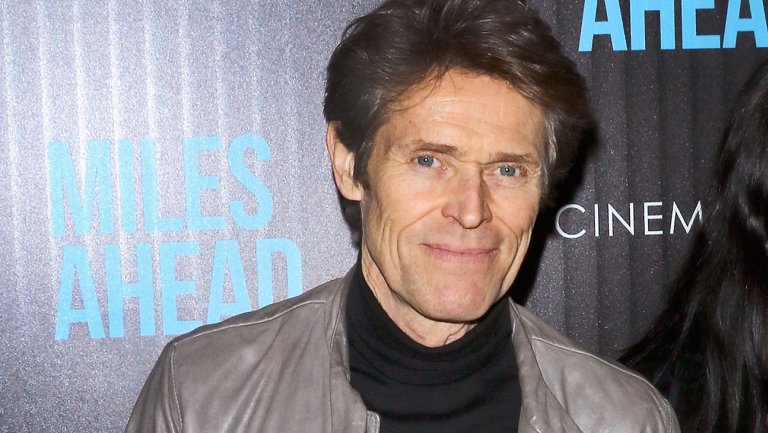 Willem Dafoe Joins the Cast of DC's Justice League!