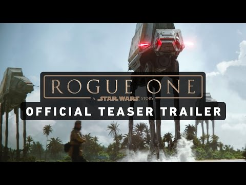 Rogue One: A Star Wars Story Trailer Delivers Suspense and Showcases a Great New Cast