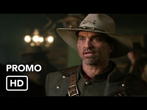 "WE FINALLY GET TO MEET JONAH HEX ON NEXT WEEK'S LEGENDS OF TOMORROW ""THE MAGNIFICENT EIGHT!"""