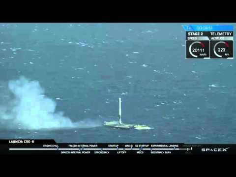 SpaceX: Fuel, Launch, Repeat… the Reusable Rocket is HERE!