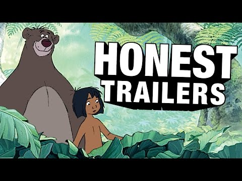 "Stranger Danger! Honest Trailers Tells Us What's Really Going on in the Animated Classic ""The Jungle Book"""