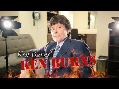 Ken Burns Shows How He Doles Out the Ken burns – BURN!!!