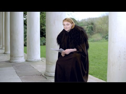 Game of Thrones' Sophie Turner Kills It with her Impression of Jon Snow Reciting Adele's 'Hello'