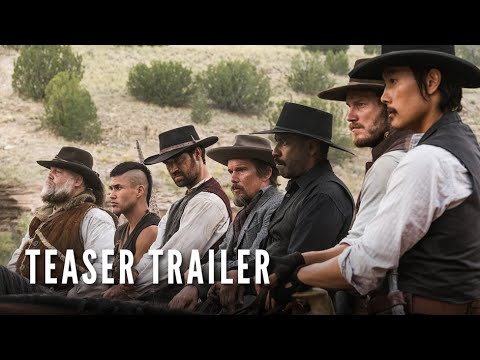 Cowboy Up! The Magnificent Seven Teaser Trailer Is Here!