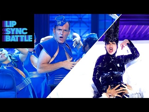 It's Agent Carter vs Agents of SHIELD in this Lip Sync Battle!
