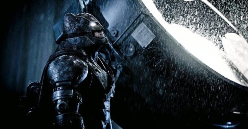 Ben Affleck Officially Writing Stand Alone Batman Film!