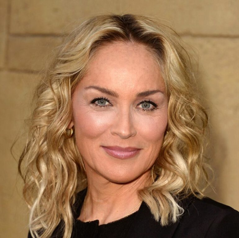 SHARON STONE CONFIRMS SHE'S IN A MARVEL FILM!!! JANET VAN DYNE, ANYONE?