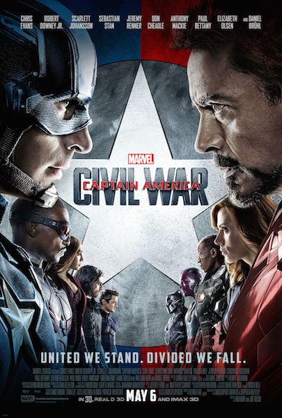 Trilogy Spoilers! – Captain America: Civil War