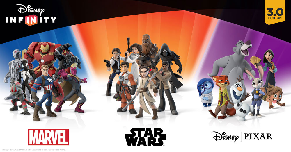 Disney Infinity is No More